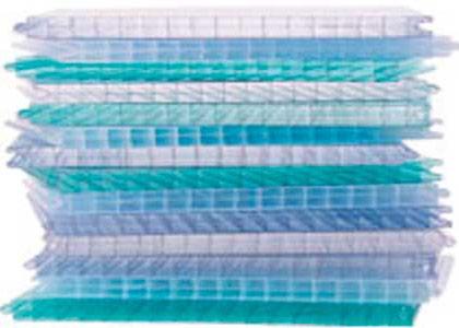 Italfer - Commercio prodotti siderurgici: Lastre in policarbonato.